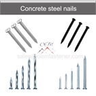 concrete nails